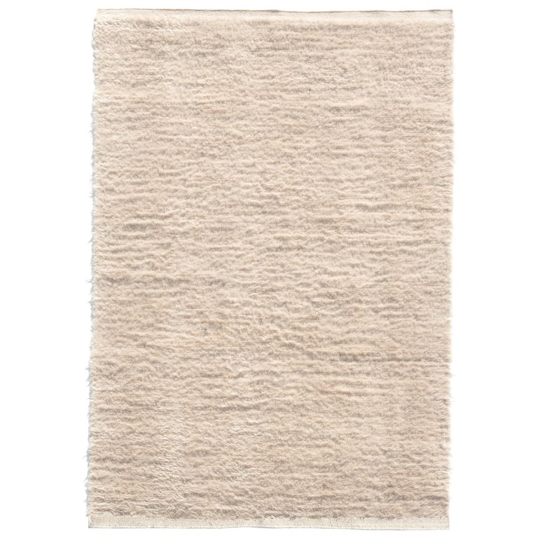 Nanimarquina Wellbeing Wool Chobi Rug by Ilse Crawford - 1stdibs New York For Sale