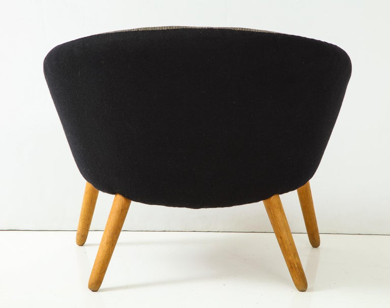Nanna Ditzel AP-26 Lounge Chair for A.P. Stolen In Good Condition For Sale In New York, NY