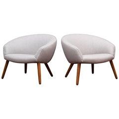 Nanna Ditzel AP 26 Lounge Chairs