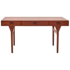 Nanna Ditzel Desk in Teak Wood, Model ND93
