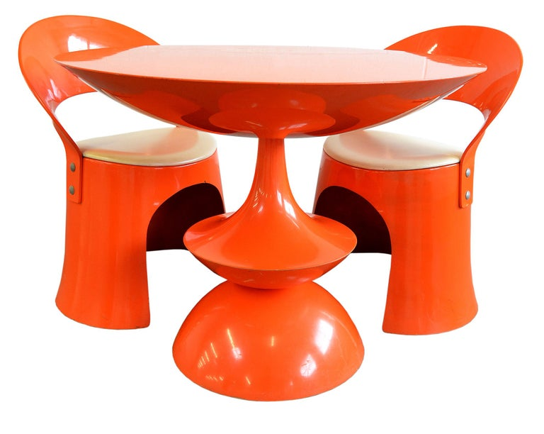 Mid-Century Modern Nanna Ditzel Dining Set For Sale