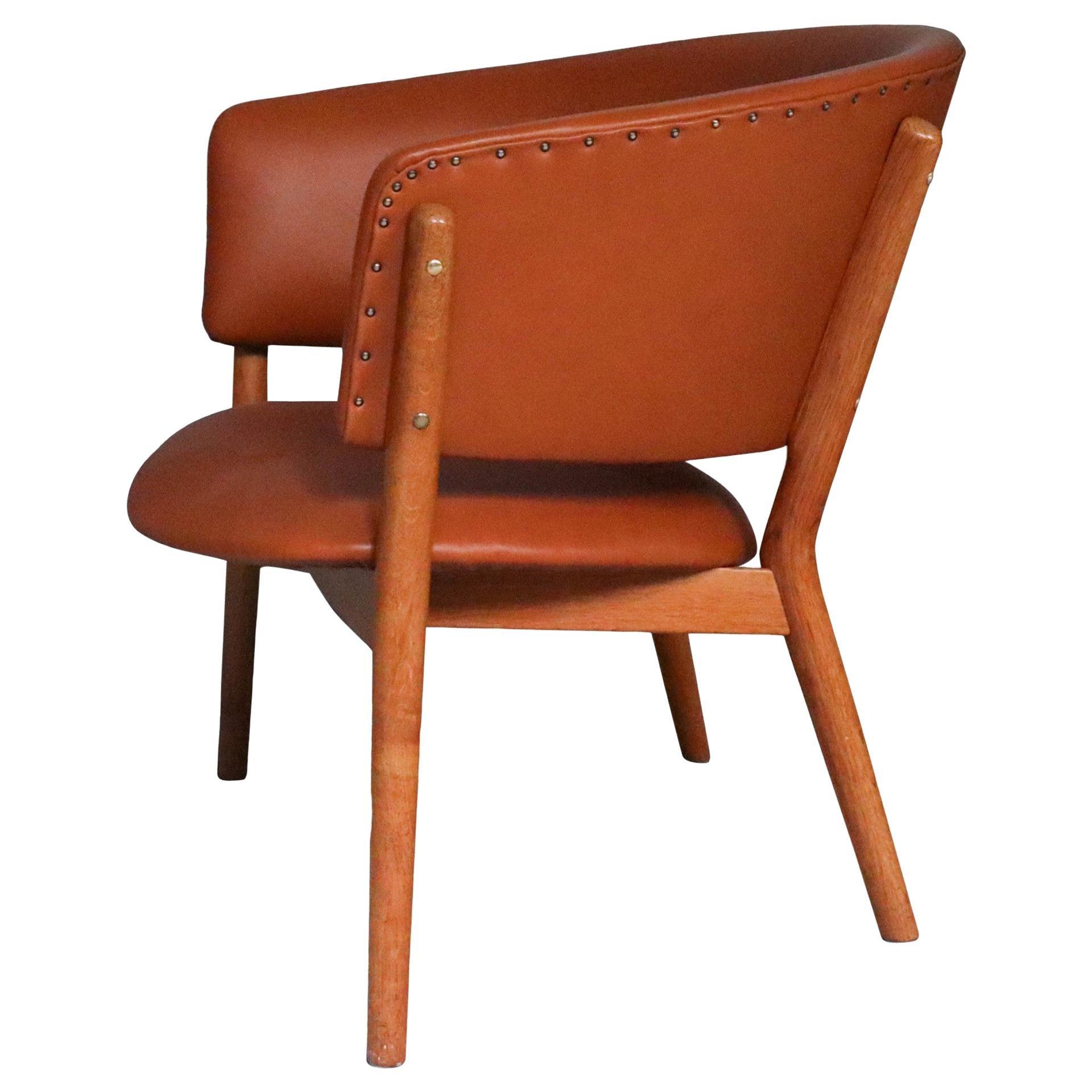 Nanna Ditzel, Easy Chair ND83, Søren Willadsen
