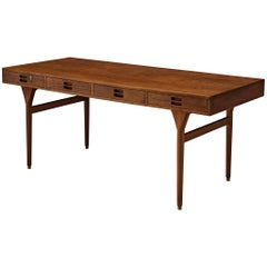 Nanna Ditzel for S?ren Willadsen M?belfabrik Desk 'ND 93' in Teak