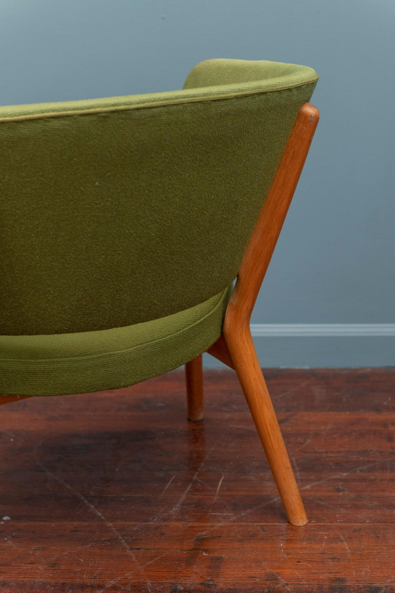 Nanna Ditzel Lounge Chair In Good Condition For Sale In San Francisco, CA