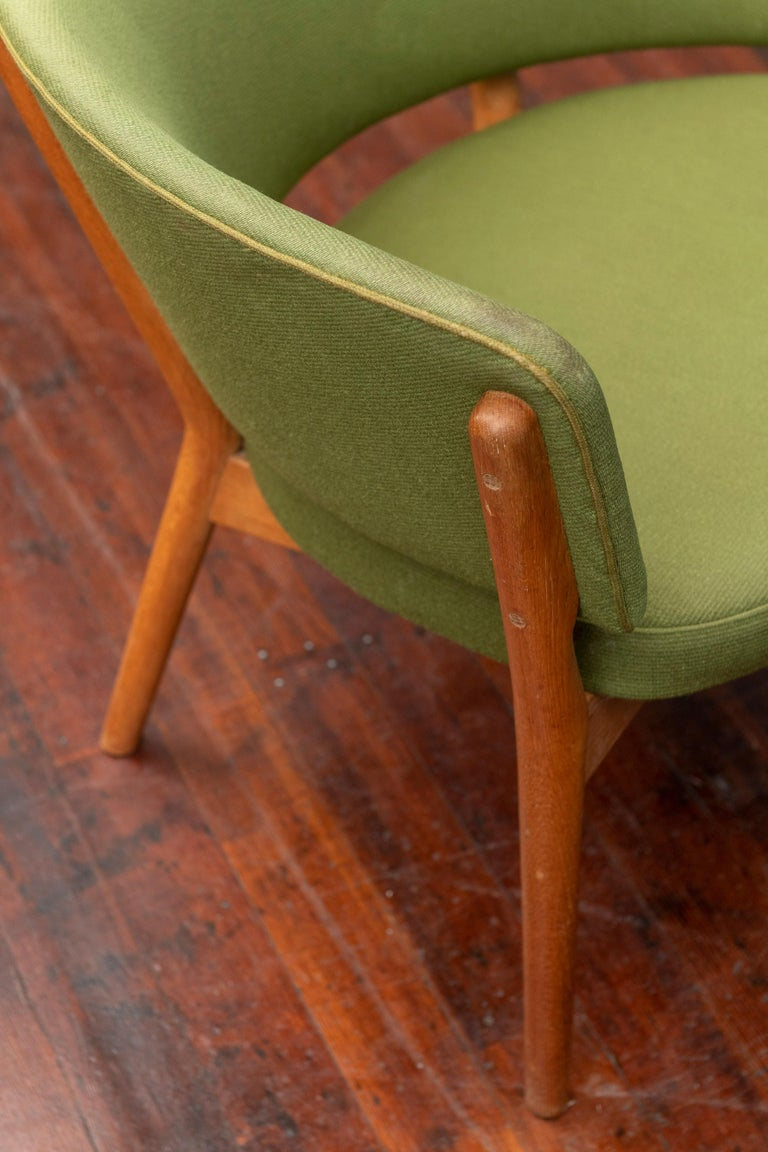 Mid-20th Century Nanna Ditzel Lounge Chair For Sale