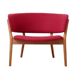 Nanna Ditzel ND-83 Mid-Century Open Armchairs '2'