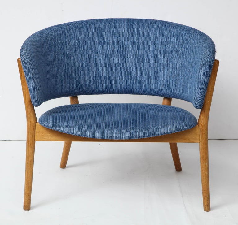 """Ditzel was nicknamed the """"First Lady of Danish Furniture Design"""" by the Scandinavian Furniture Fair. These chairs are a Fine example of her outstanding design skills in addition to being very comfortable and versatil."""