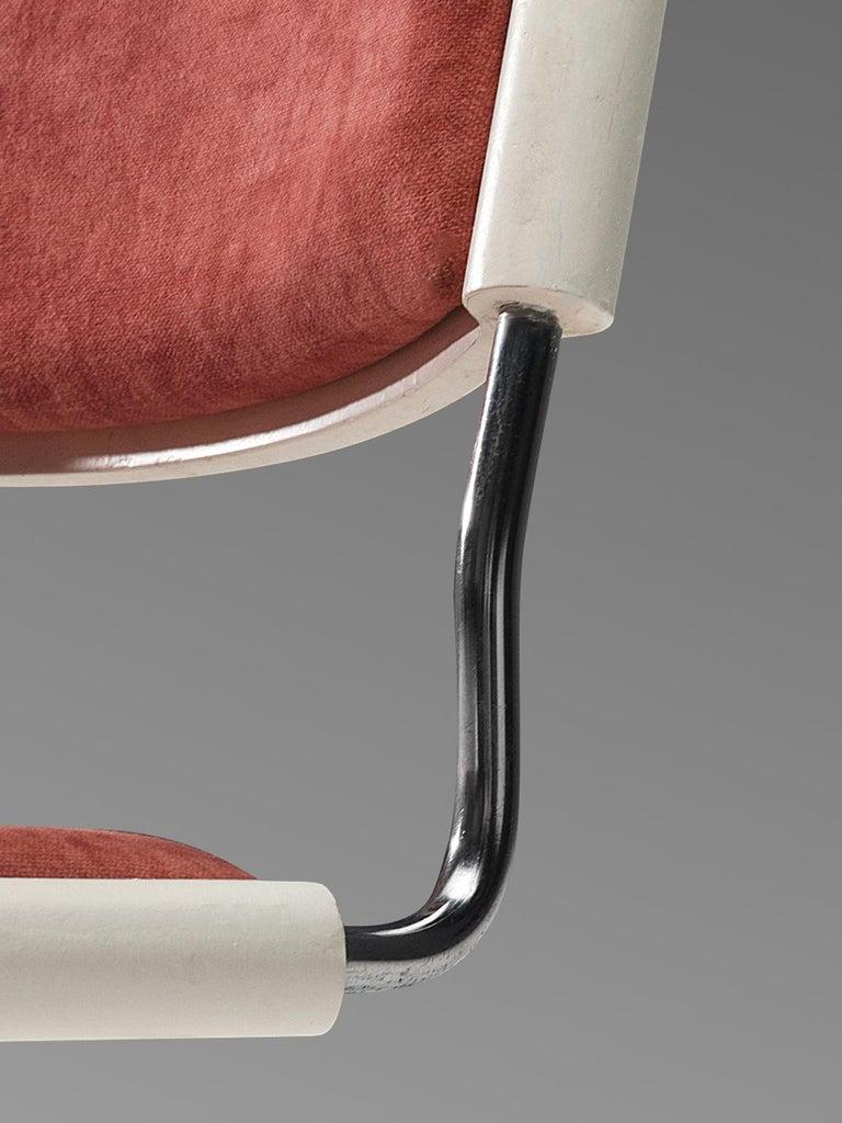 Nanna Ditzel Set of Six 'Badminton' Chairs For Sale 1