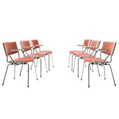 Nanna Ditzel Set of Six 'Badminton' Chairs