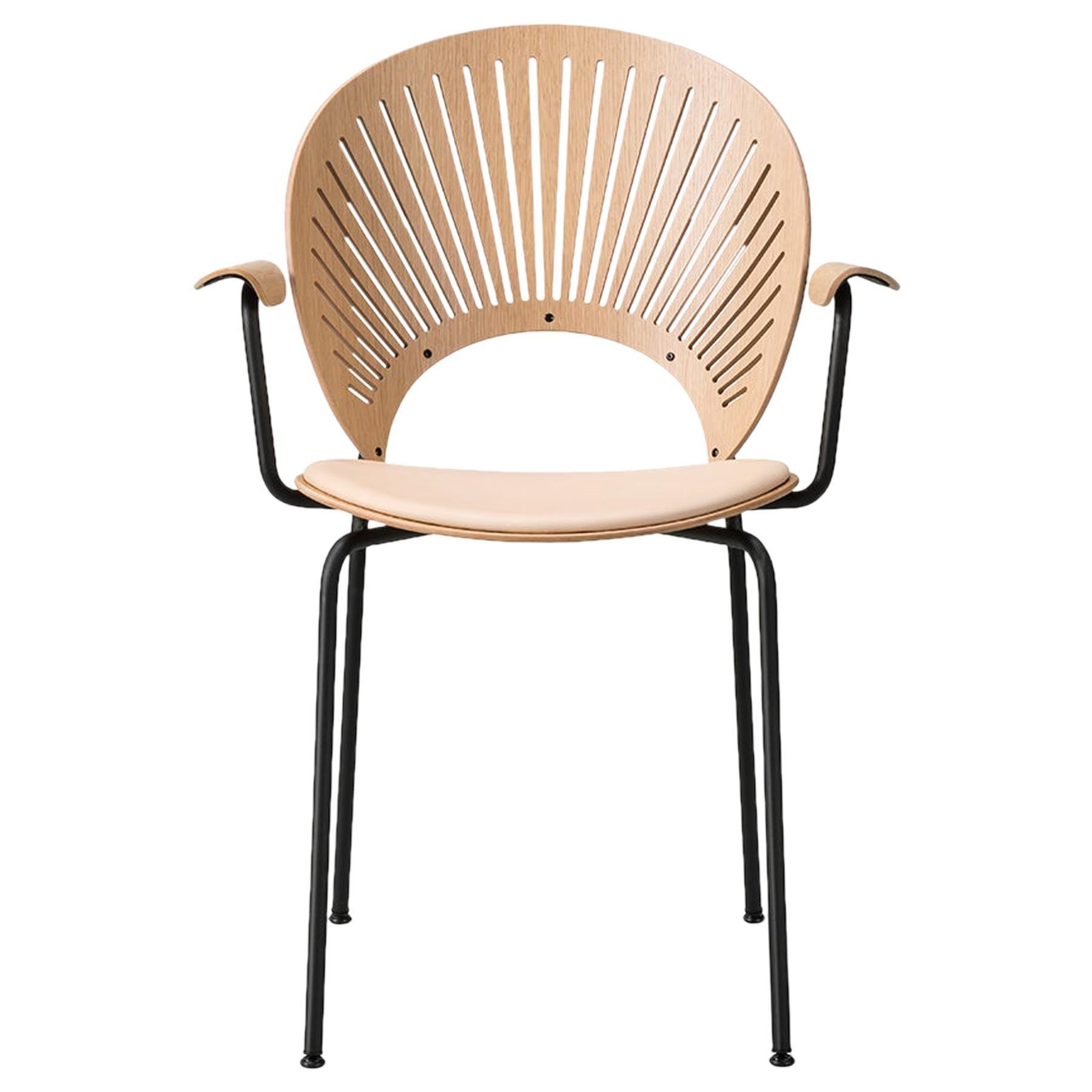 Nanna Ditzel Trinidad Armchair – Seat Upholstered