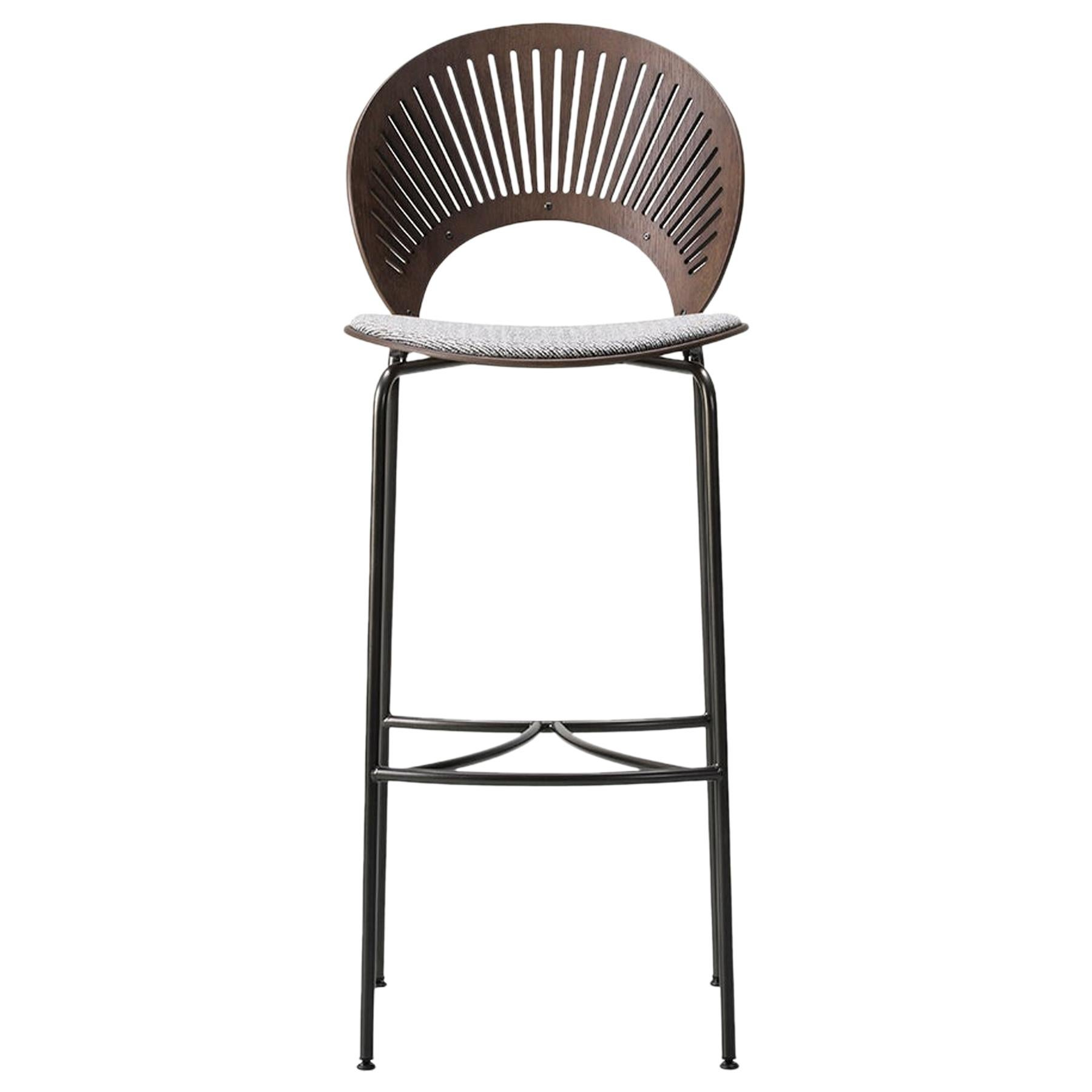 Nanna Ditzel Trinidad Barstool Seat Upholstered
