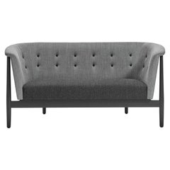 Nanna & Jorgen Ditzel Vita 2-Seat Sofa, Stained Oak