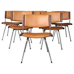 Nanna & Jørgen Ditzel, Six Dining Chairs