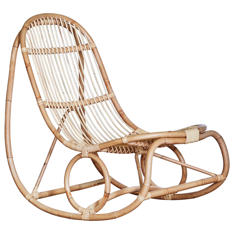 Nanny Rocking Chair by Nanna Ditzel, New Edition