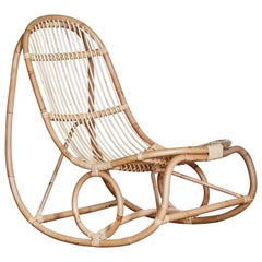 Nanny Rocking Chair by Nanna Ditzel, New Edition