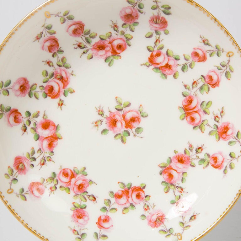 What makes Nantgarw porcelain special?  In the years 1813-1822, some of the most beautiful porcelain in the world was produced at the Nantgarw China Works. Founded in Wales by William Billingsley, who was one of the most remarkable porcelain
