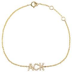 Nantucket ACK in Diamonds Bracelet