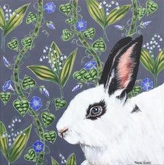 White and Black Rabbit