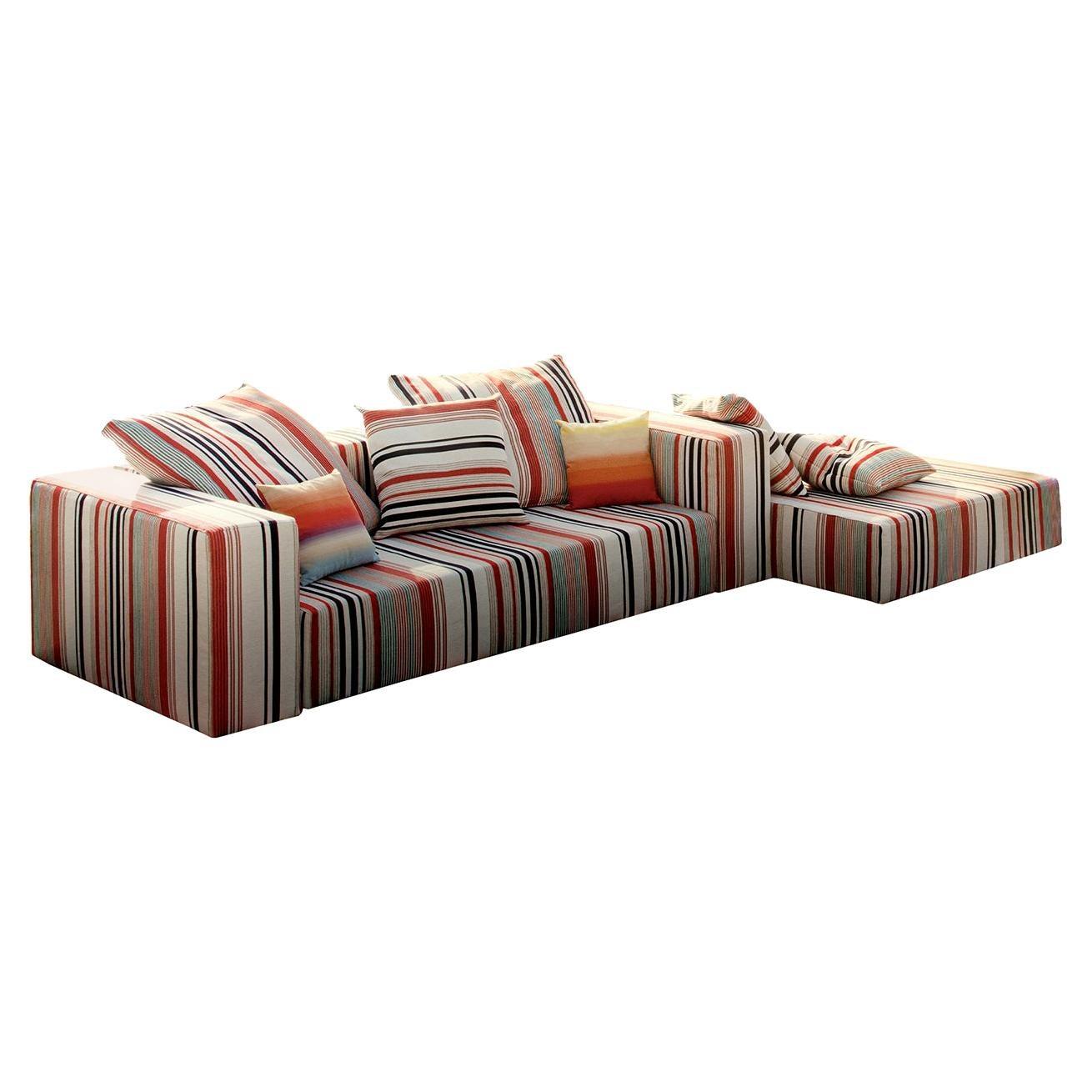Nap Outdoor Modular Sofa