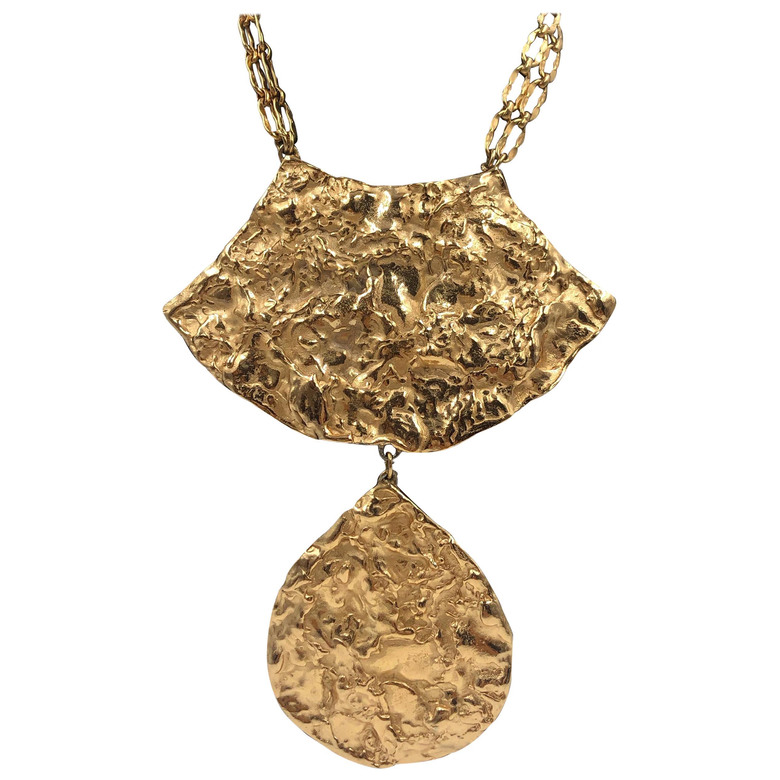 Vintage 1970s Napier necklace