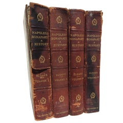 Napoleon A History Volumes 1-4