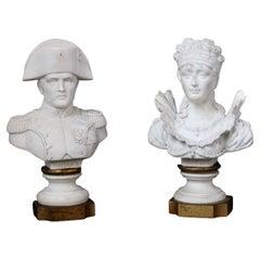 Empire Revival Sculptures