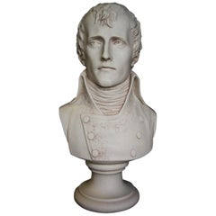 Napoleon as First Consul, Marble Bust, 20th Century