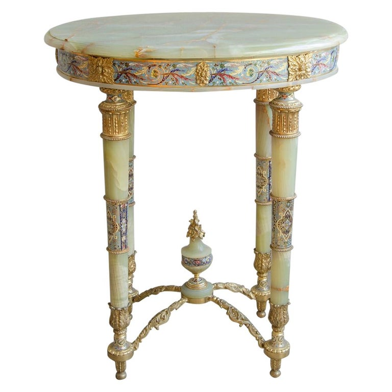 Napoleon III Center Table For Sale