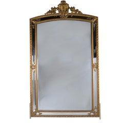 Napoleon III Period Mirror