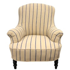 Napoleon III Single Chair from France