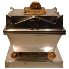 Napoleon´S Tomb Inkstand Desk Piece