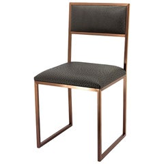 Napoli Chair Covered with Eco-Leather