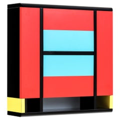 Narciso Cabinet by George J. Sowden by Post Design Collection/Memphis