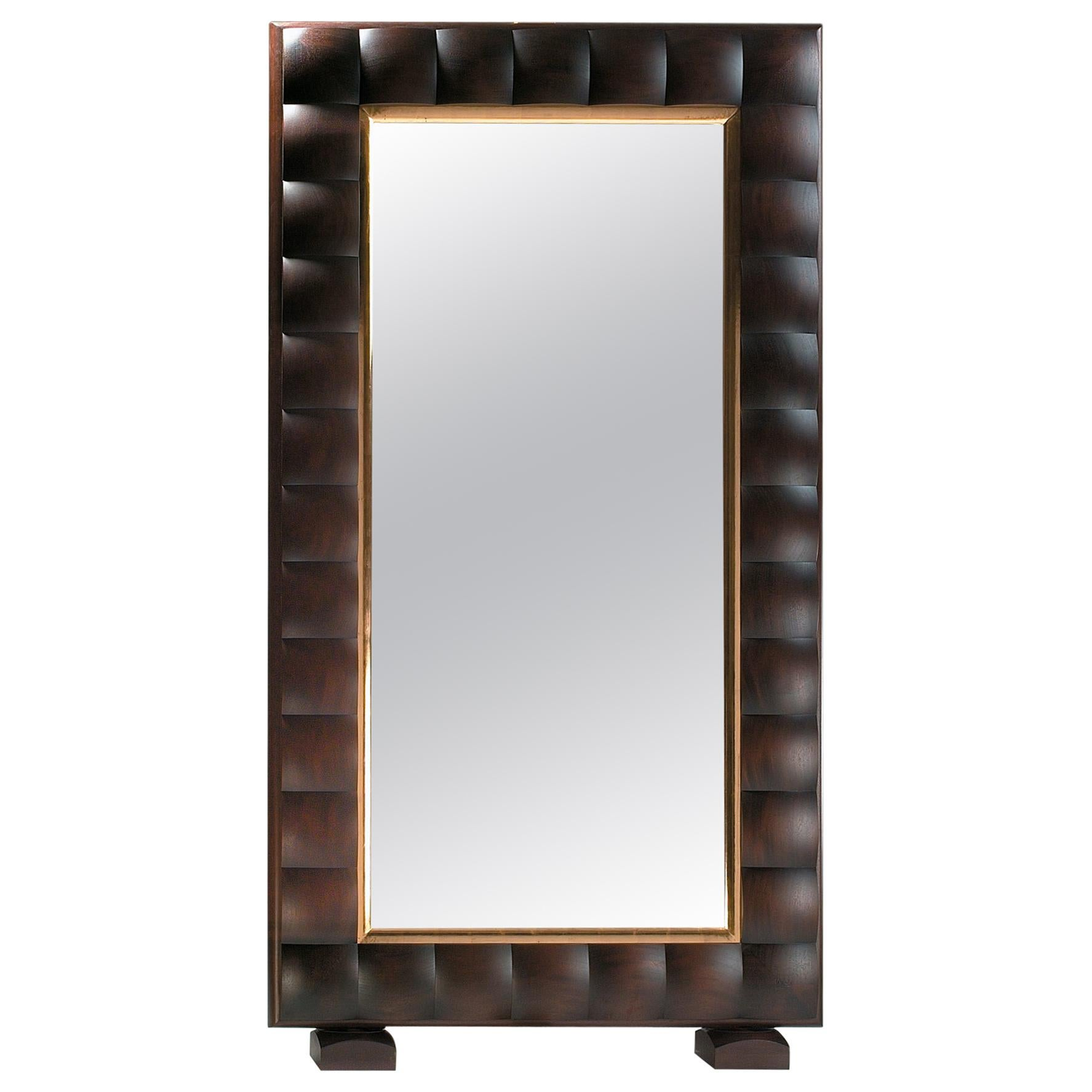 Narcissa Mirror by the Wendell Castle Collection