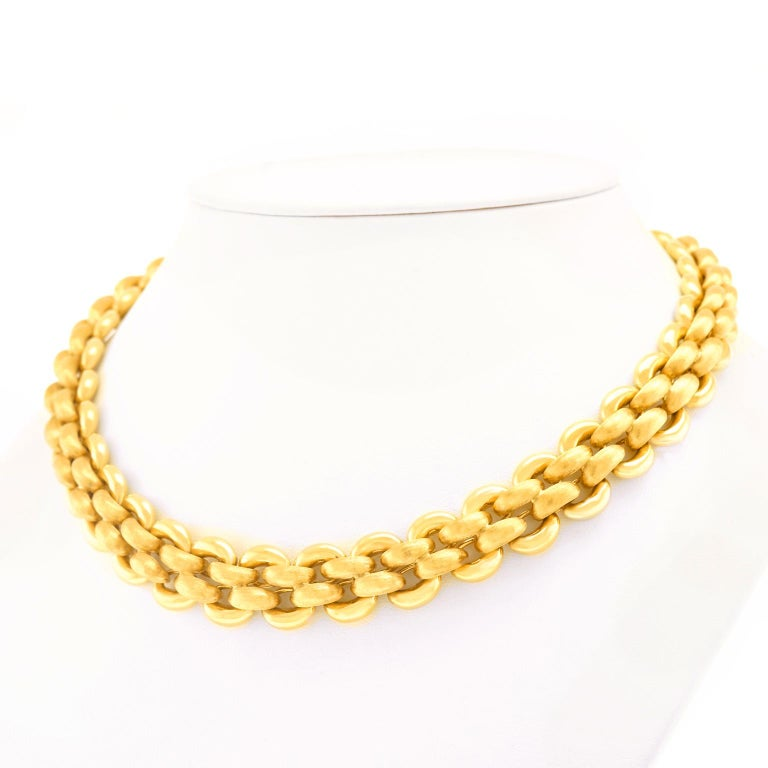 Nardi Gold Necklace For Sale 3