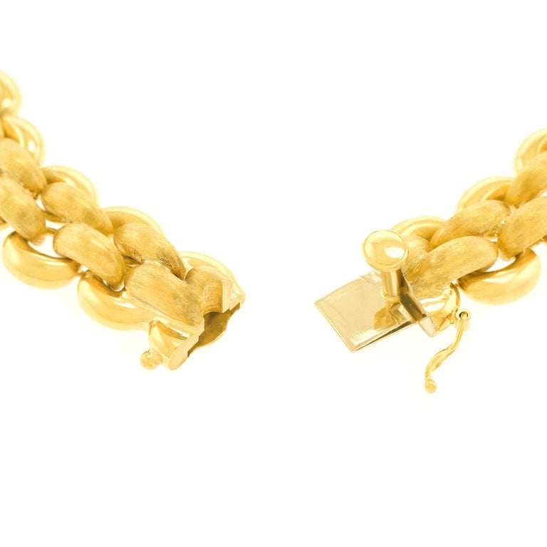 Nardi Gold Necklace For Sale 4