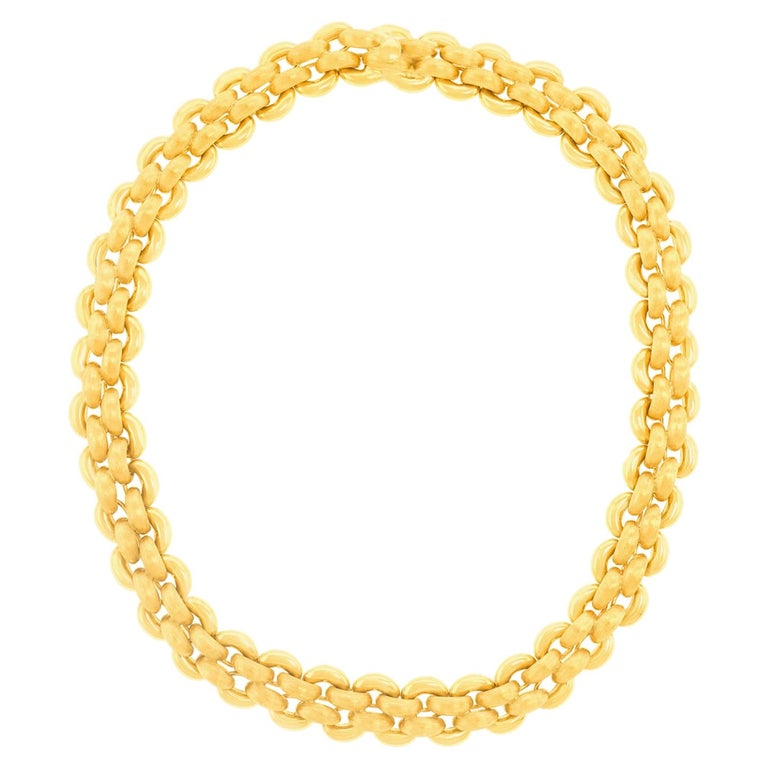 Nardi Gold Necklace For Sale