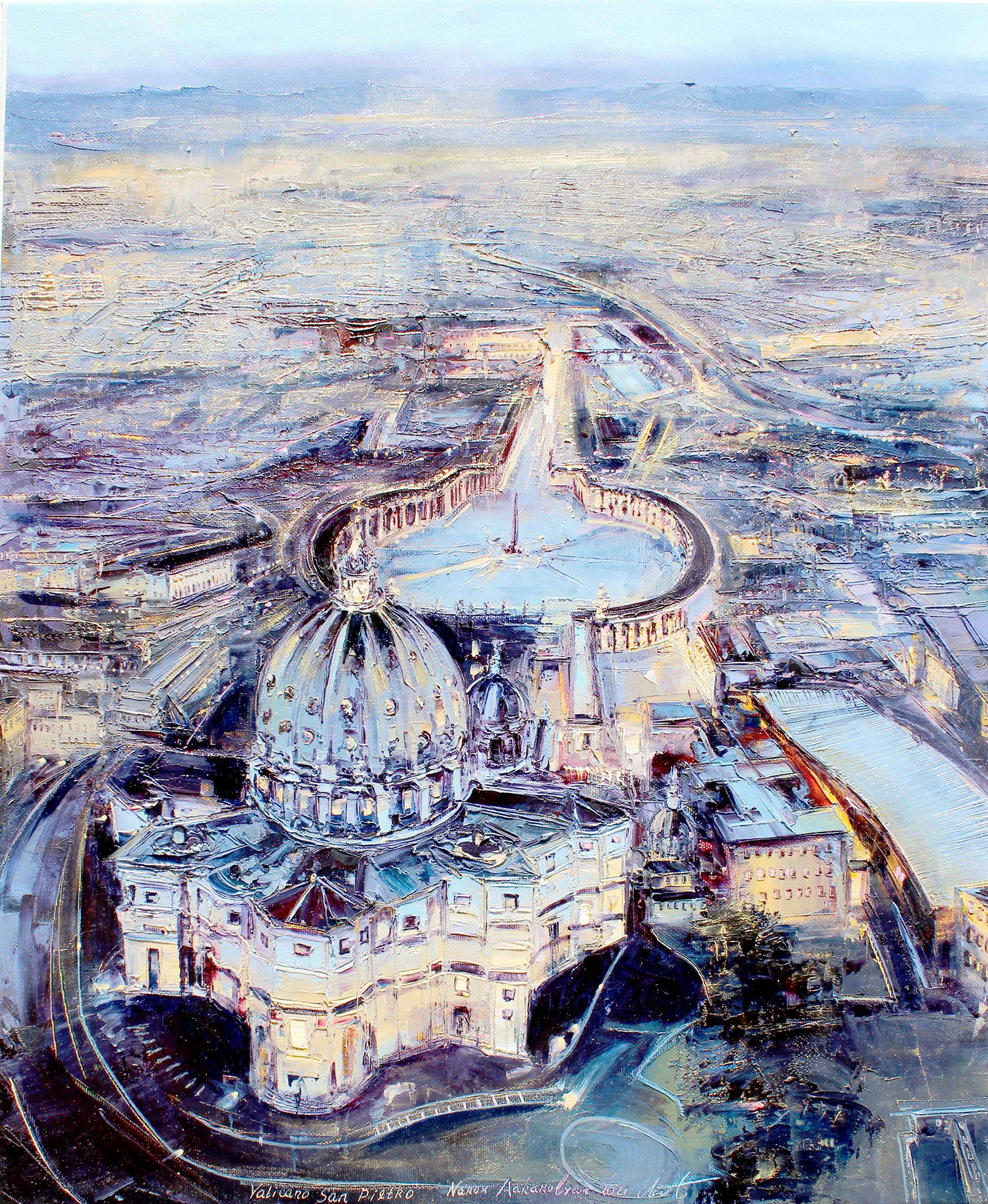 Vaticano, San Pietro,