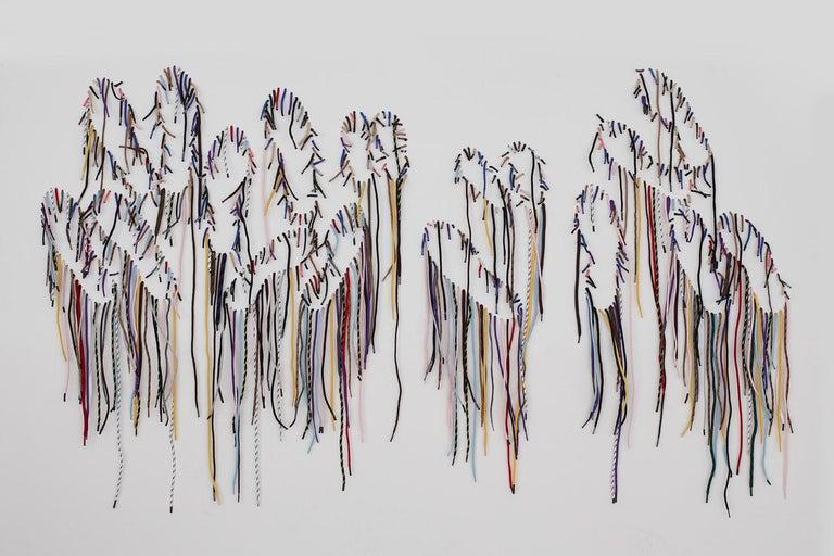 Sole Revel - Mixed Media Art by Nari Ward