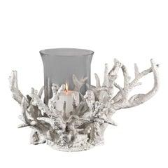 Nassau Ceramic Candleholder