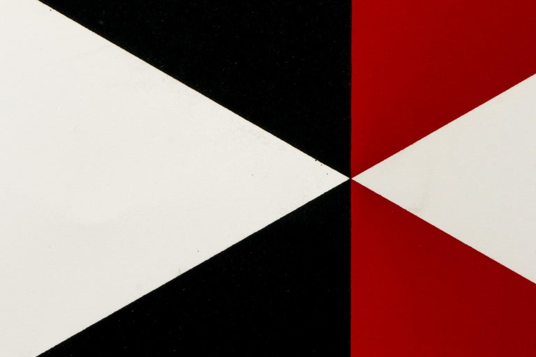 SS 20-78, Geometric Abstract by Nassos Daphnis For Sale 1