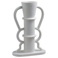 NAT-10 White Vase by Nathalie du Pasquier