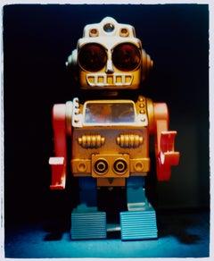 Darth Bot - Pop Art Color Photography