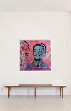 """Dreaming Dali, #2270"", 2018.  Large archival pigment print."