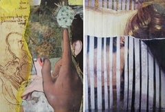 Eternal Recurrence #13, and #15, Photo Collage Set