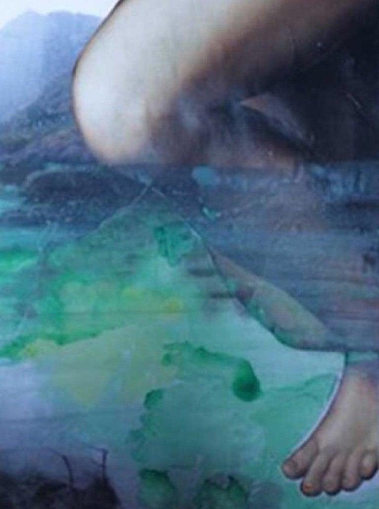 Eternal Recurrence #40, Original Photo Collage, Framed  For Sale 1