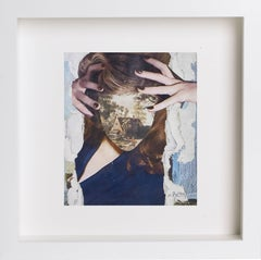 Lover Man Oh Where Can You Be?, Small Framed Photo Collage, 2015
