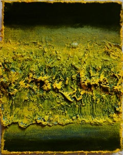 Tactile memory #13 One of a kind, Mixed media on canvas