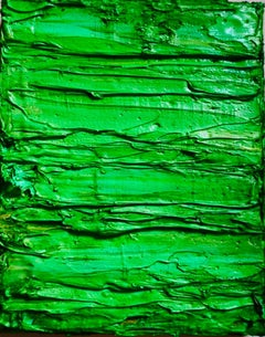 Tactile memory #23 One of a kind, Mixed media on canvas