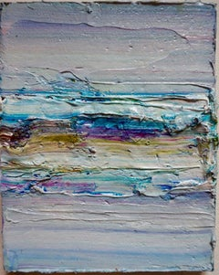 Tactile memory #29 One of a kind, Mixed media on canvas